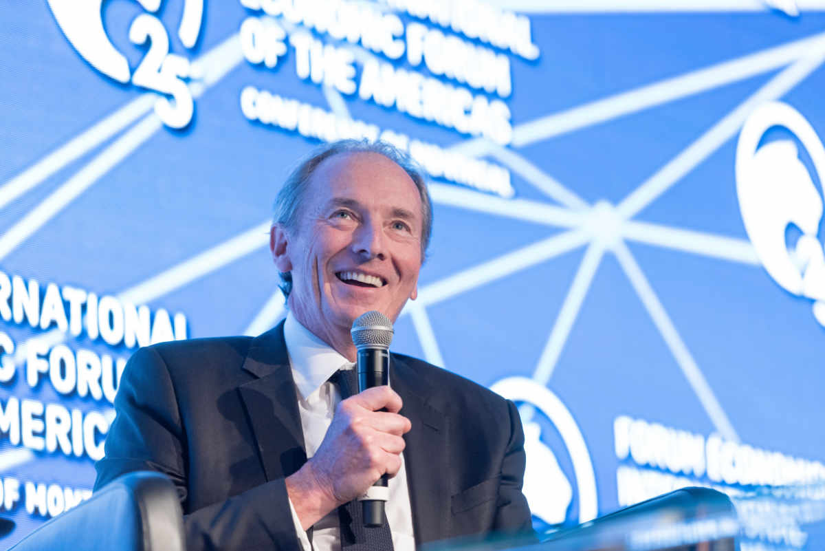 James P. Gorman, Chairman and Chief Executive Officer, Morgan Stanley - Conference of Montreal 2019