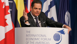 German Vargas Lleras, Vice President of Colombia