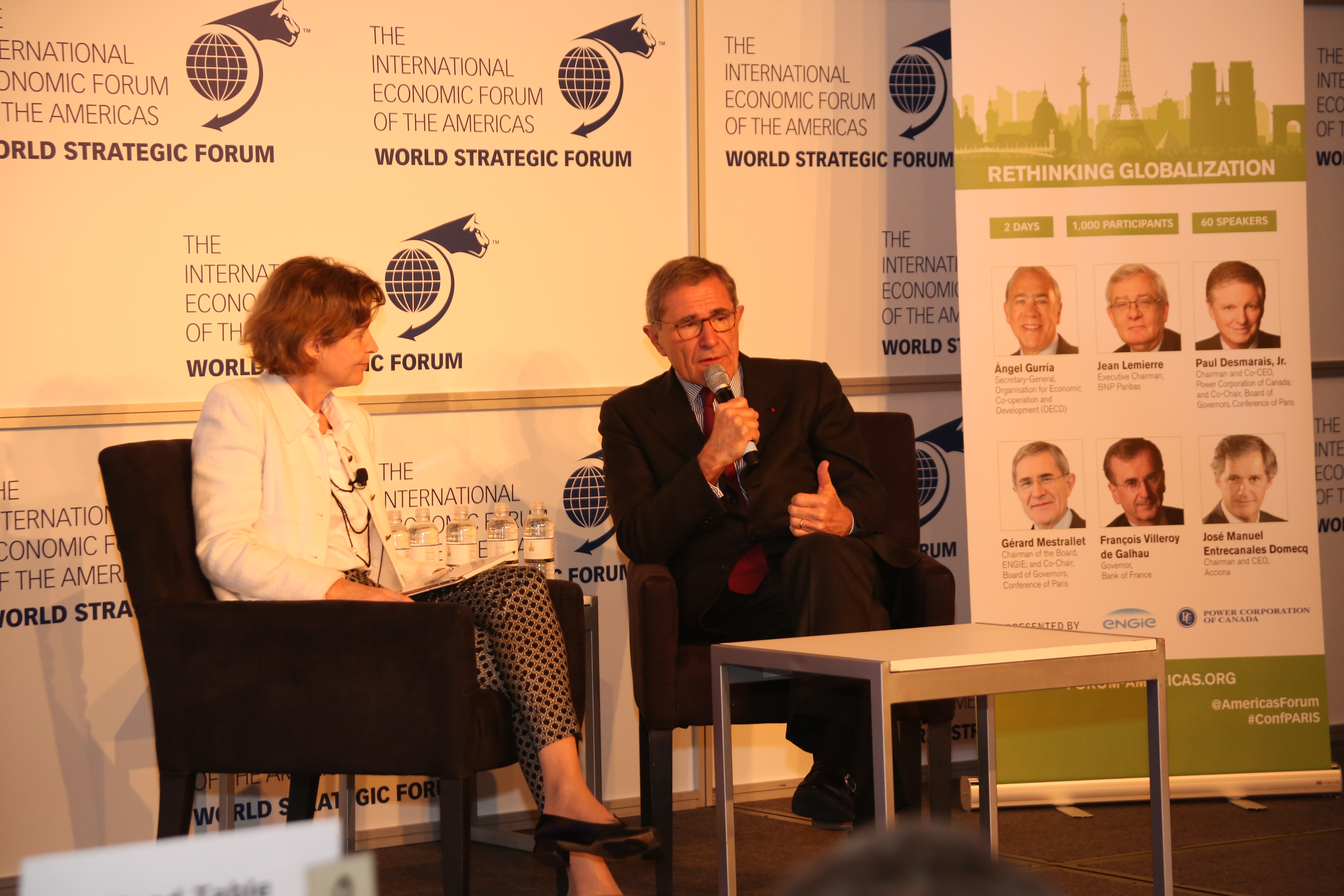 Gérard Mestrallet, Chairman, ENGIE interviewed by Sophie L'Hélias, President, LeaderXXchange; and Co-Founder, International Corporate Governance Network (ICGN)