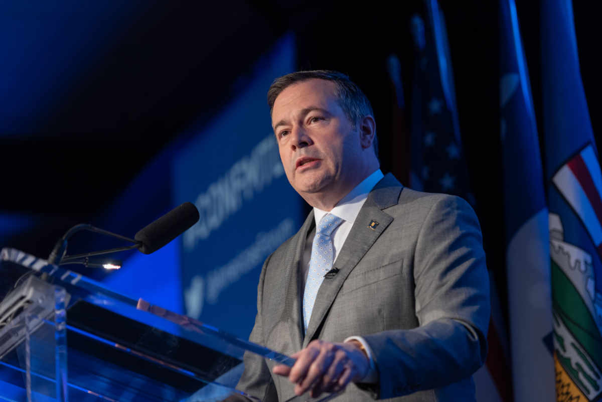Jason Kenney, Premier of Alberta - Conference of Montreal 2019