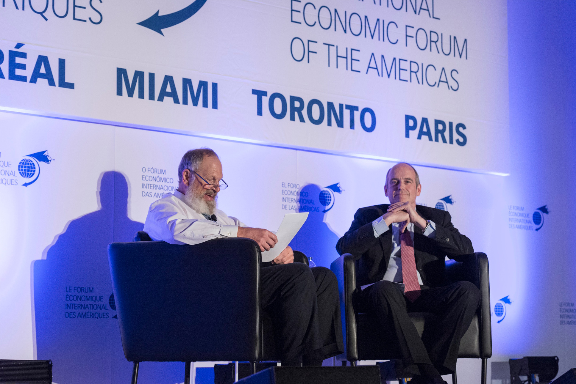 Michael Evans, President, Alibaba Group interviewed by David M. Cote, CEO, GS Acquisition Holdings - Conference of Montreal 2018