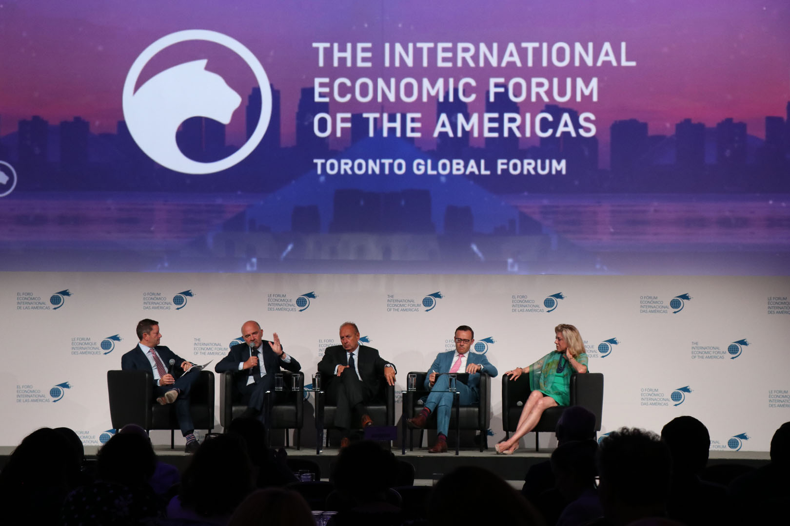 Inaugural Plenary Session - Leading the New Economy