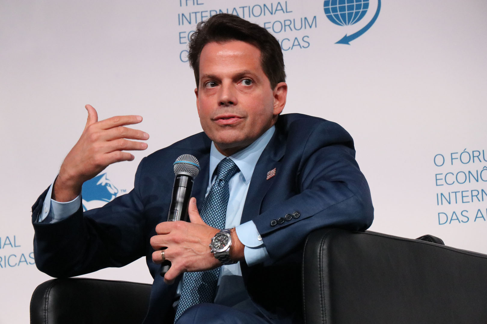 Anthony Scaramucci, Founder and Co-Managing Partner, SkyBridge Capital