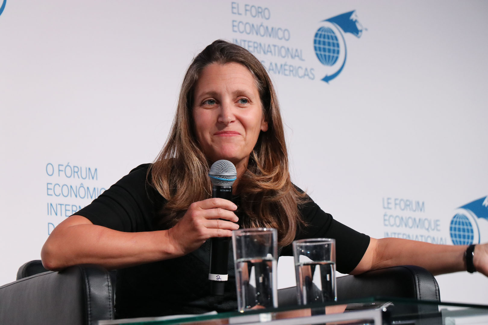 Chrystia Freeland, Minister of Foreign Affairs, Canada