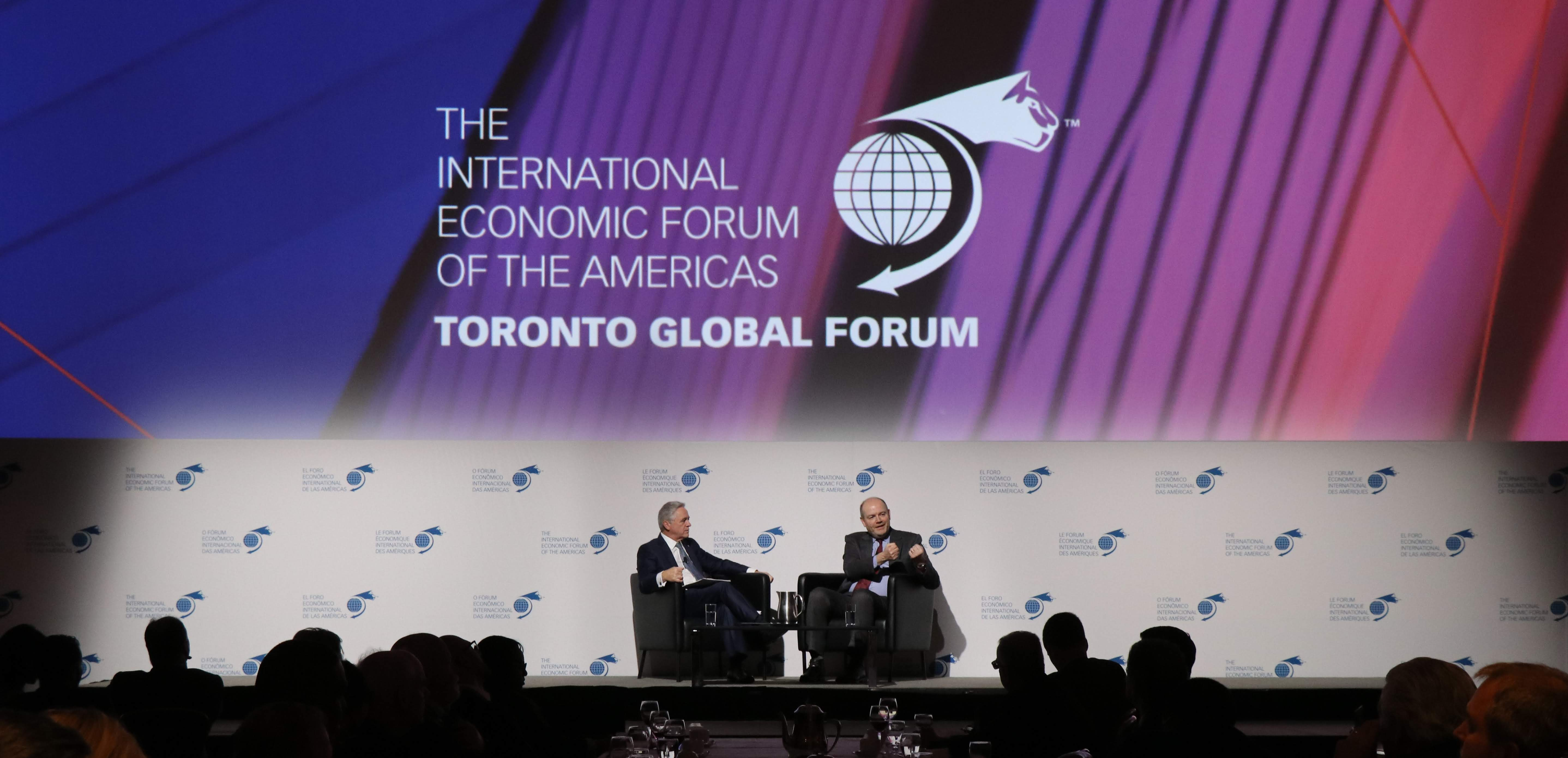 Luncheon - Mark Thompson, President and Chief Executive Officer, The New York Times Company interviewed by Brian V. Tobin, Vice-Chair, BMO Financial Group