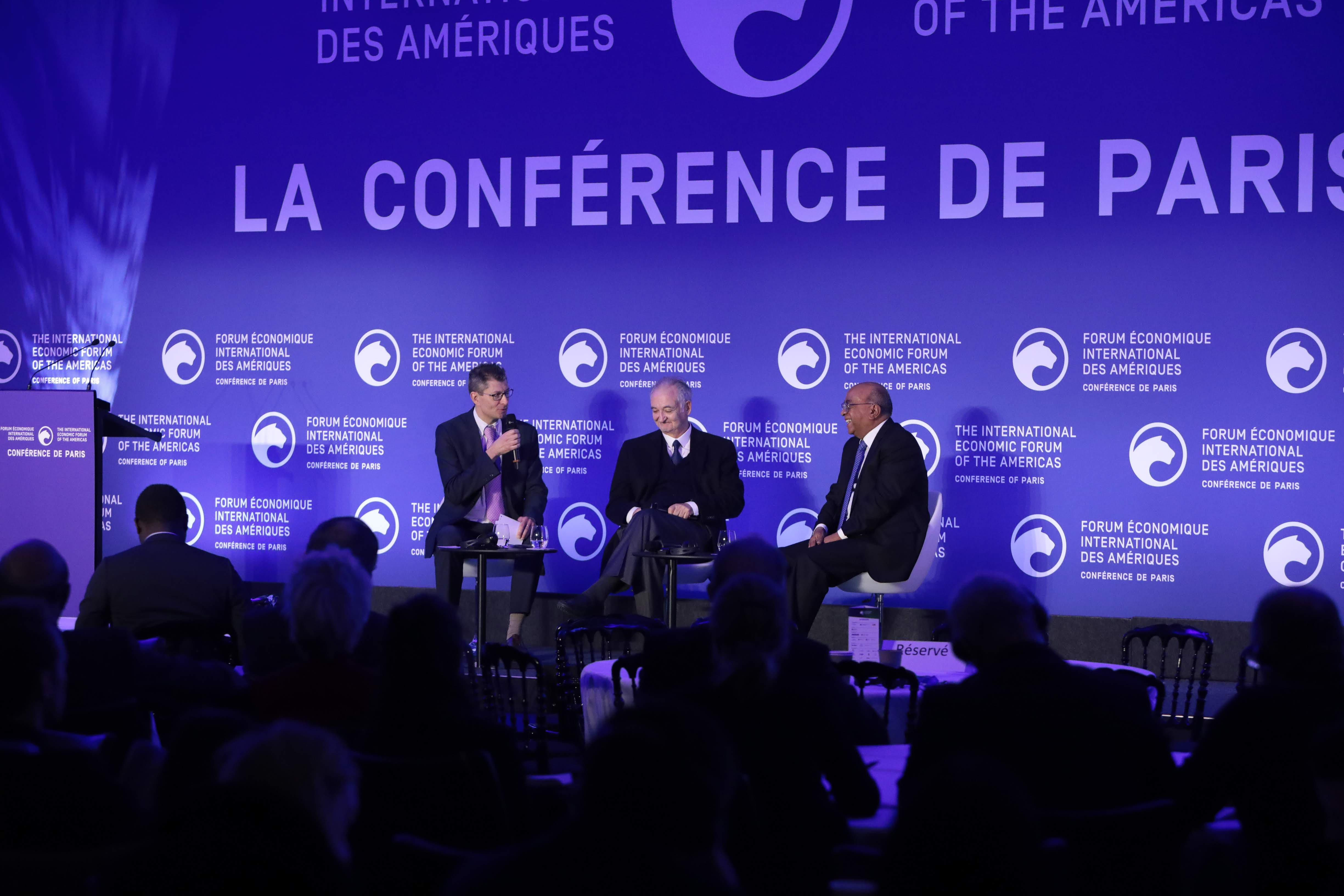 Jacques Attali, Economist, Writer; and President, Positive Planet