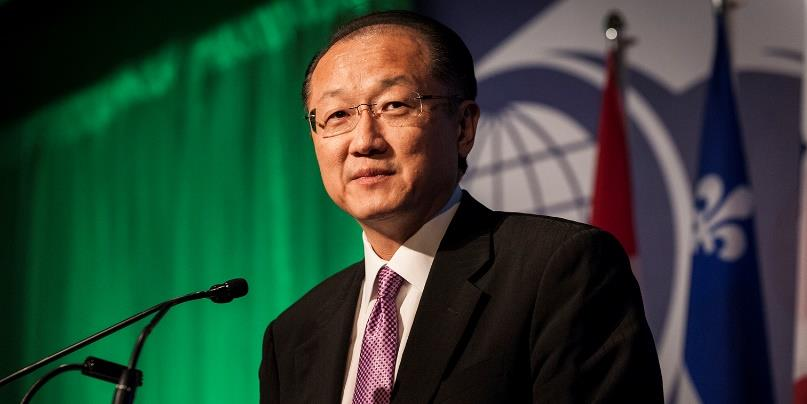 Jim Yong Kim, President, The World Bank - Conference of Montreal 2013