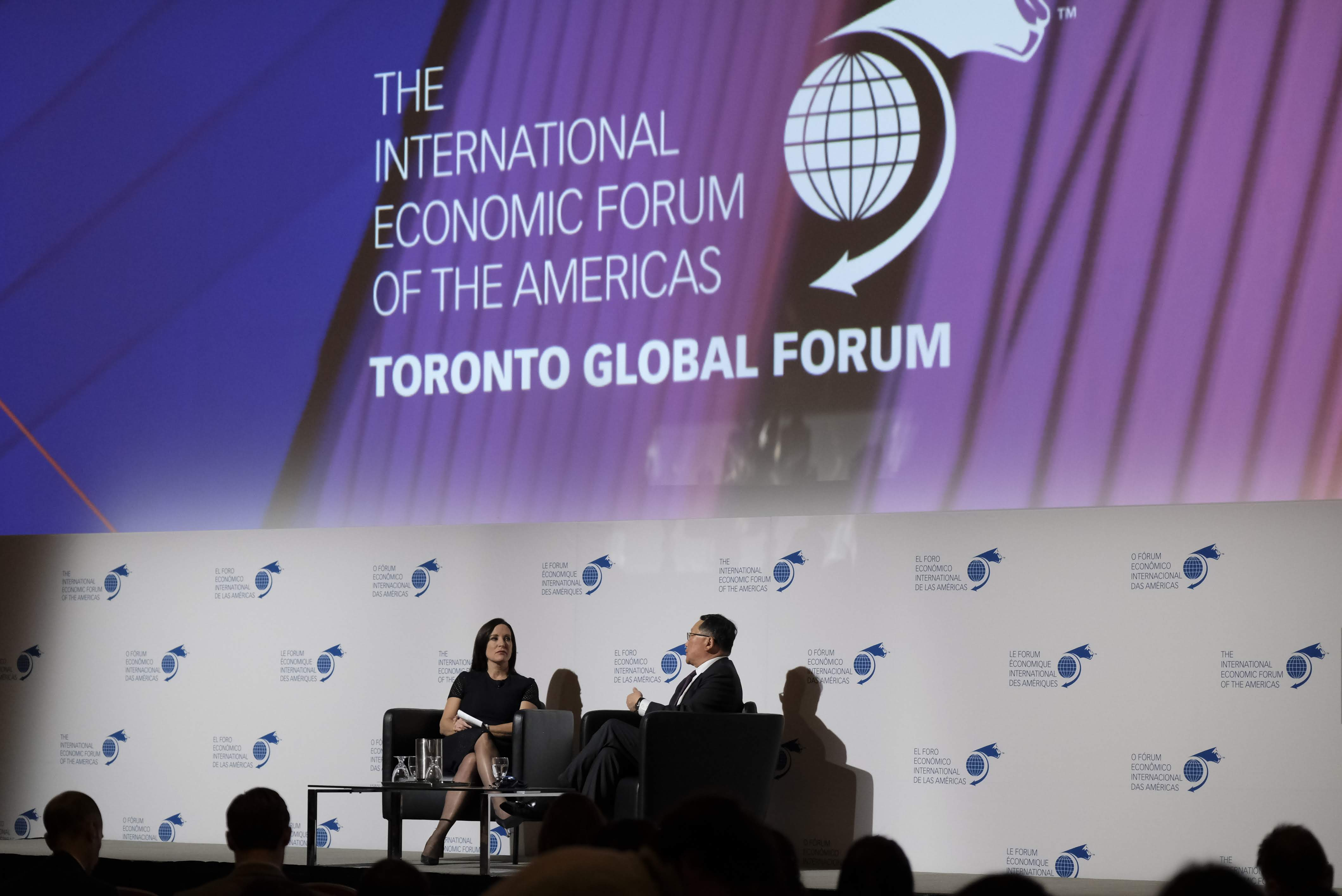 Fireside Chat - John Chen, Executive Chairman and Chief Executive Officer, BlackBerry interviewed by Amanda Lang, Anchor, BNN Bloomberg