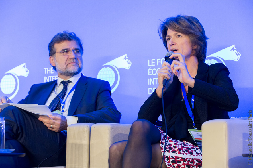 Isabelle Kocher Chief Executive Officer, ENGIE - Conference of Paris 2017