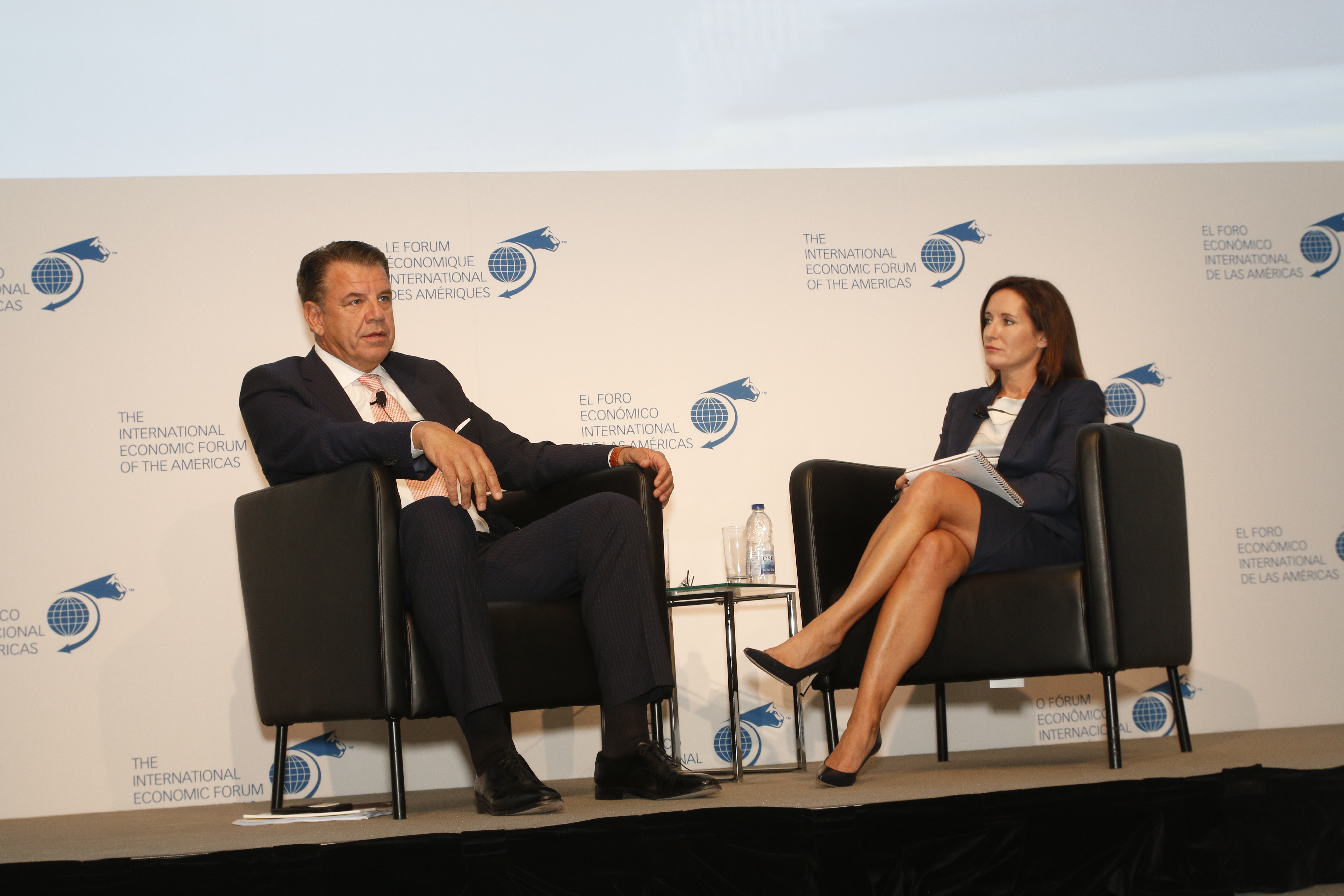 Hikmet Ersek, President and Chief Executive Officer, Western Union, interviewed by Amanda Lang, Business Journalist and Author