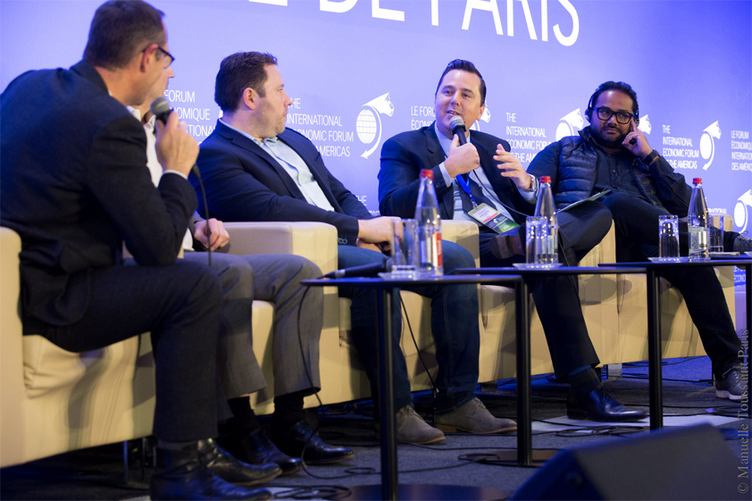 The AI Revolution - Panel at the Conference of Paris 2017