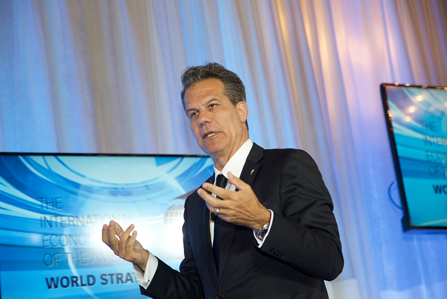 Richard Florida, Author of The New Urban Crisis; and Project Strategy Director, FIU Miami Urban Future Initiative - World Strategic Forum 2018