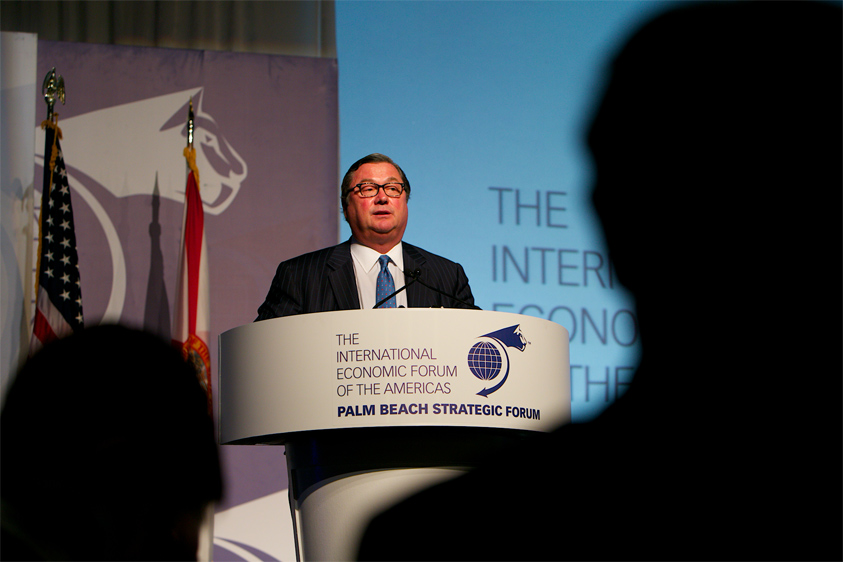 Robert L. Reynolds, President and CEO, Putnam Investments - World Strategic Forum 2014