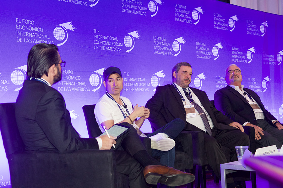 Forum: BLOCKCHAIN, BITCOIN AND THE FUTURE OF MONEY - World Strategic Forum 2018