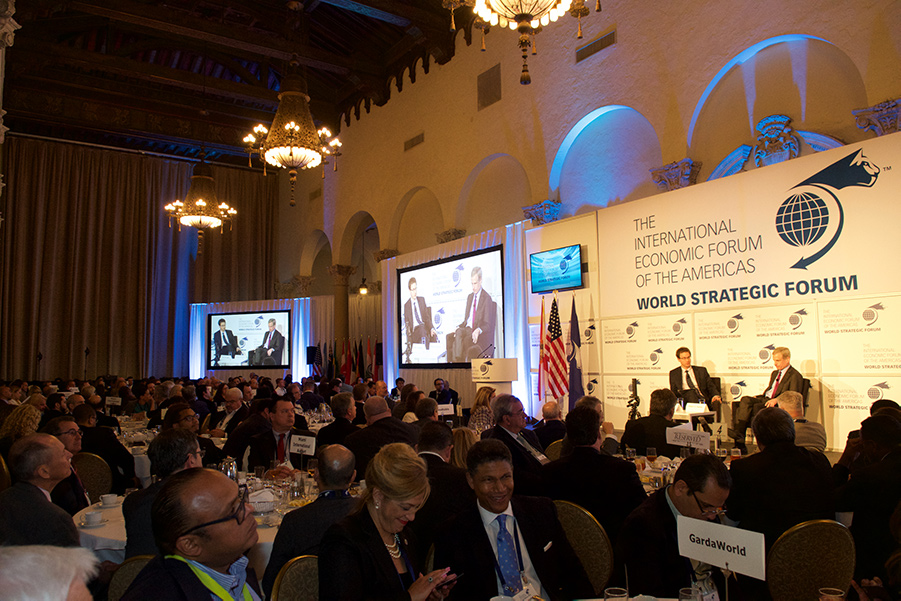 World Strategic Forum 2018