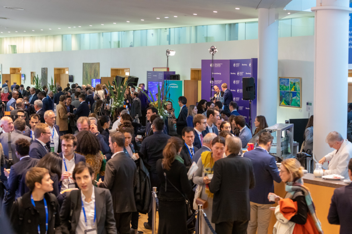 Networking - Conference of Paris 2019